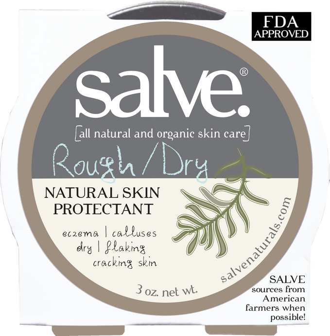 Rough/Dry Salve