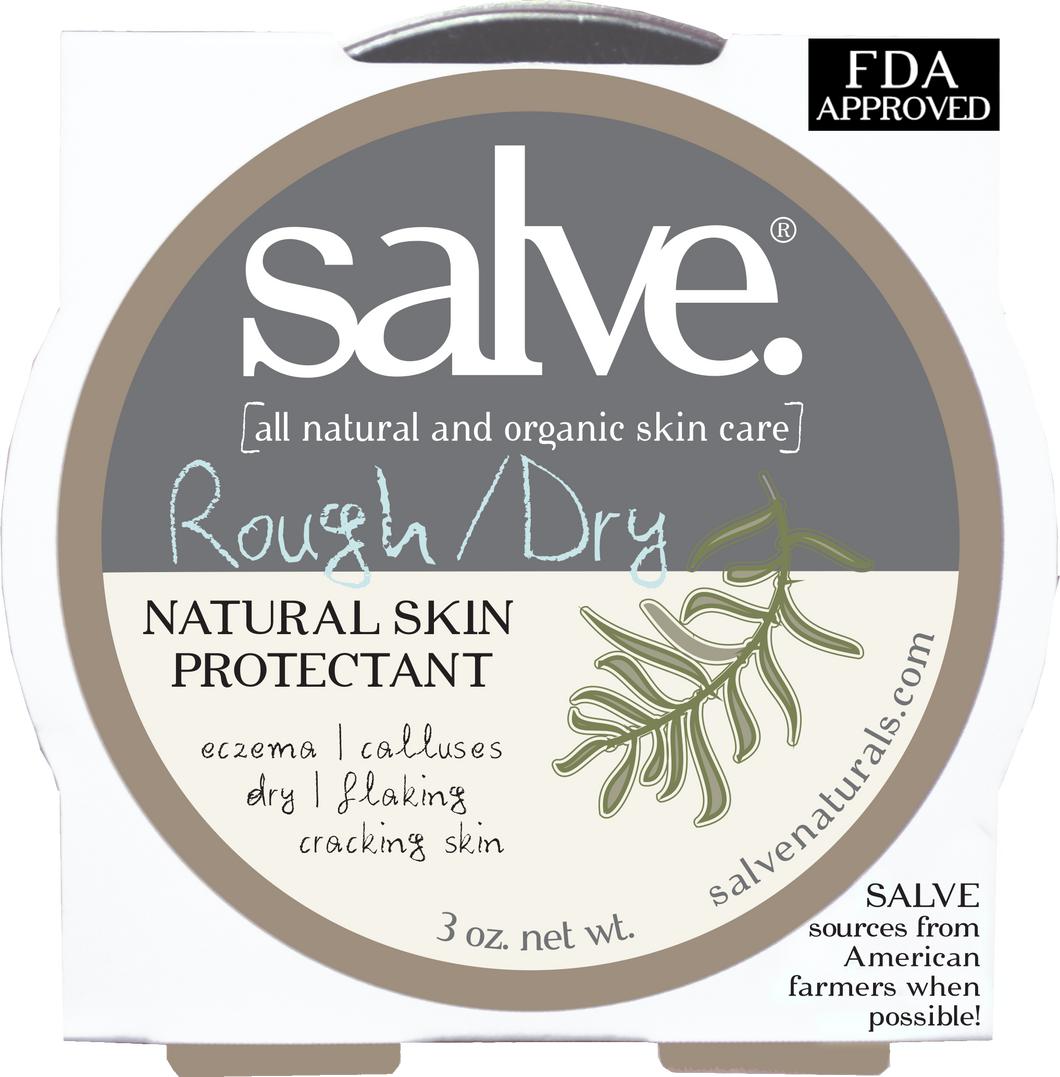 Rough/Dry (Eczema Ointment) FDA Approved