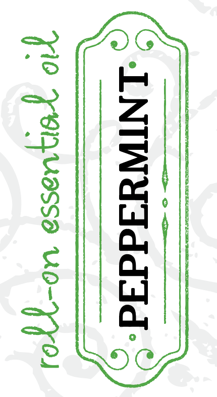Essential Roll-On - Peppermint