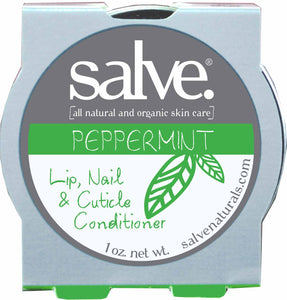 Peppermint Lip/Nail/Cuticle Conditioner