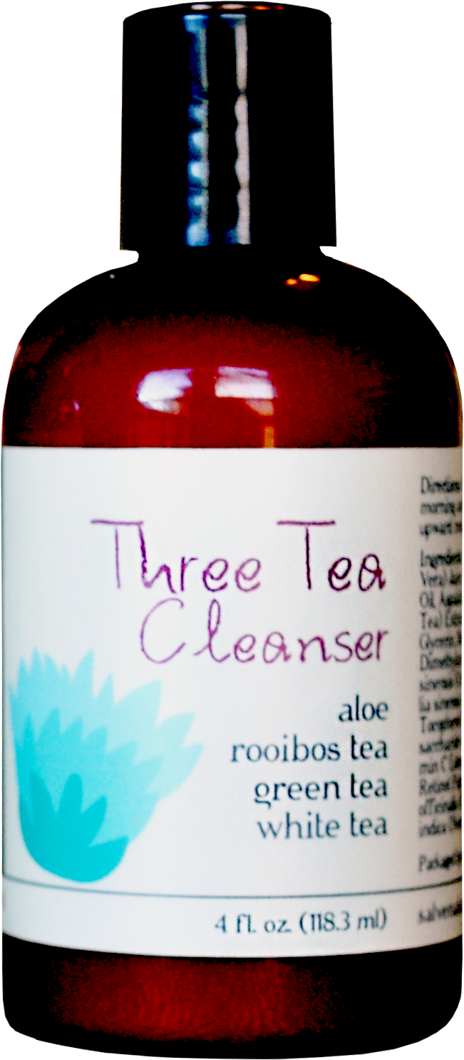 Three Tea Facial Cleanser