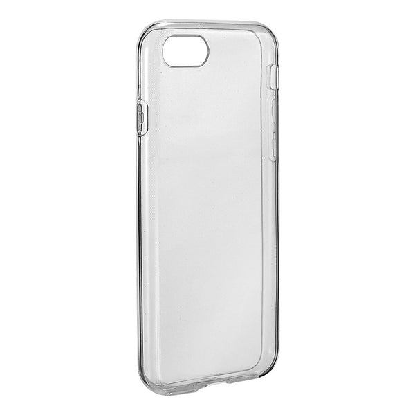 Insignia™ - Soft Shell Case for Apple® iPhone® 8 - Clear