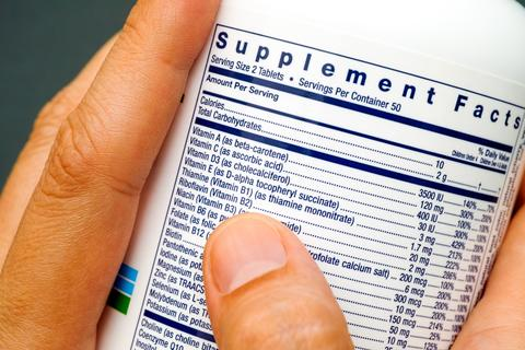 How Are Dietary Supplements Regulated?