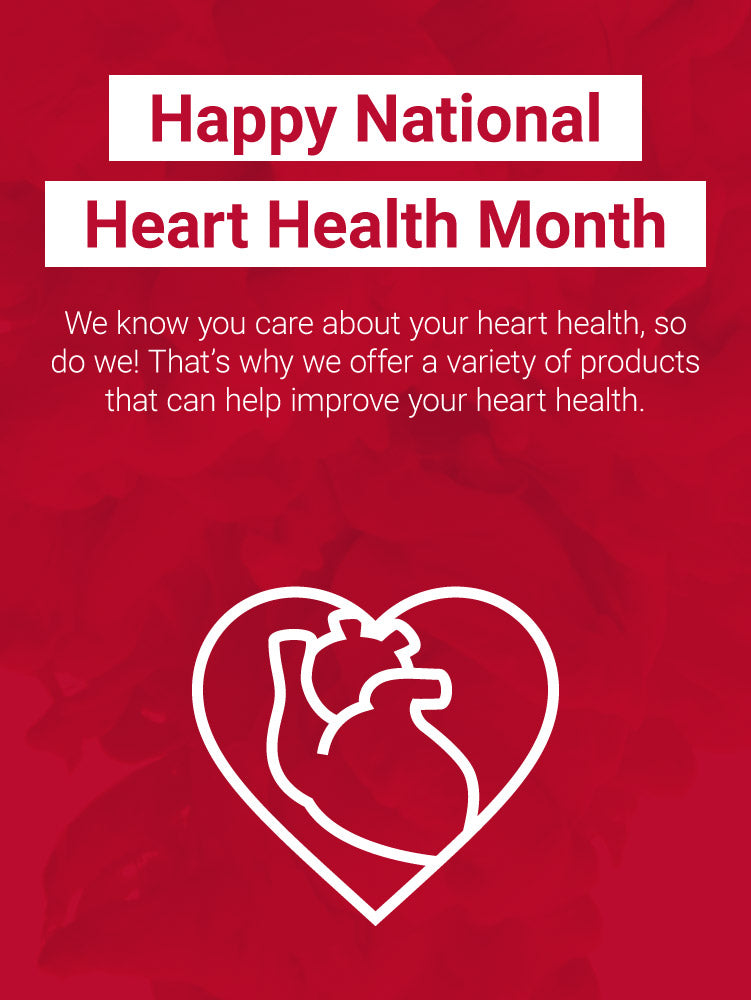 Happy National Heart Health Month