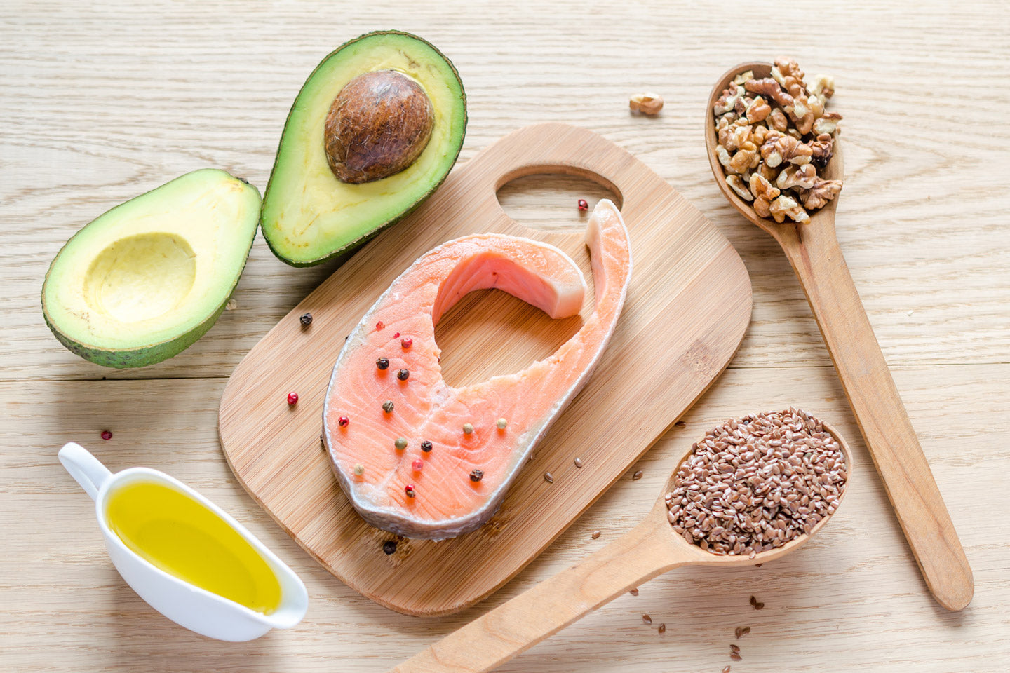 Choosing the Right Fats