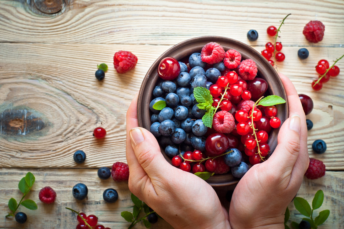 Combat Oxidative Stress With Antioxidants