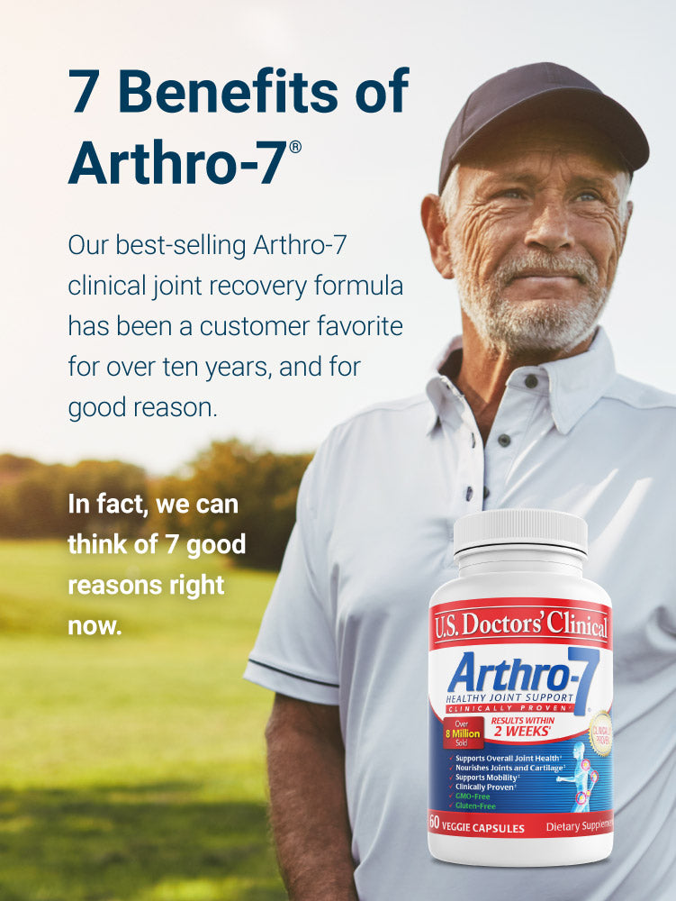 7 Benefits of Arthro-7