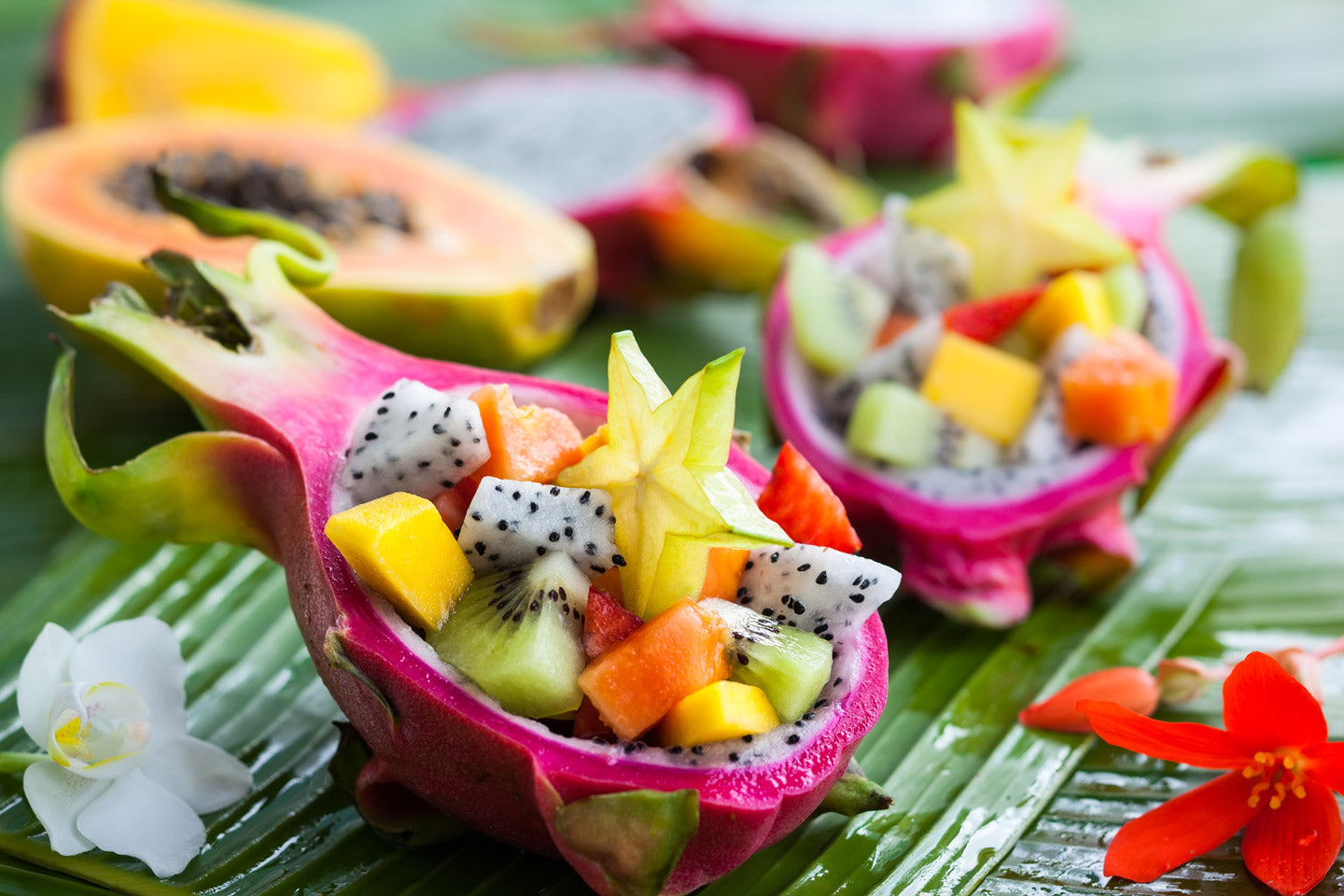 Exotic Fruits Month