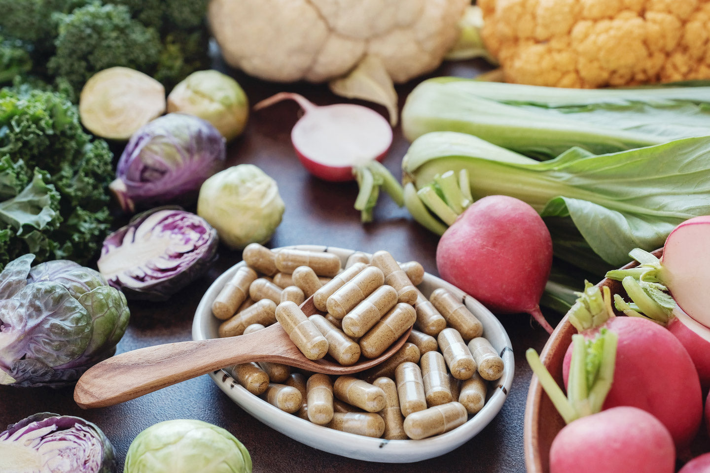 Understanding Vegetarian Supplements