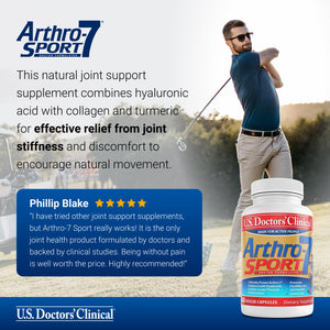 Arthro-7 Sport - For Active Adults
