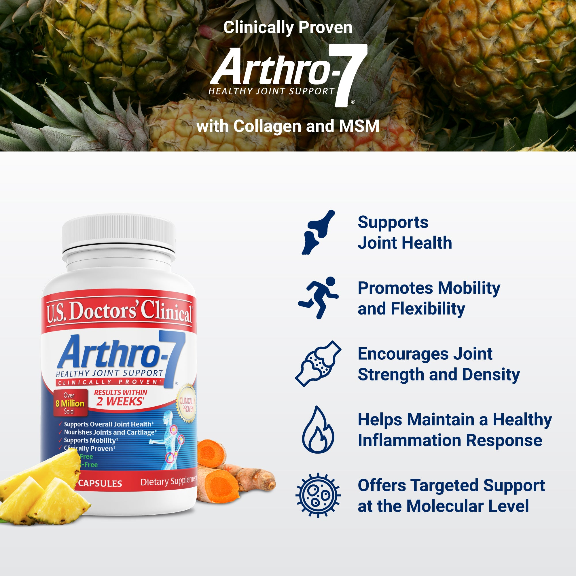 Arthro-7 - Clinical Joint Recovery Subscription