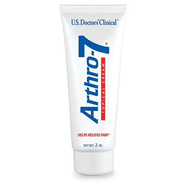 Arthro-7 Topical Cream - 2 Oz.
