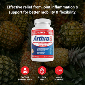 Arthro8 with Hyaluronic Acid