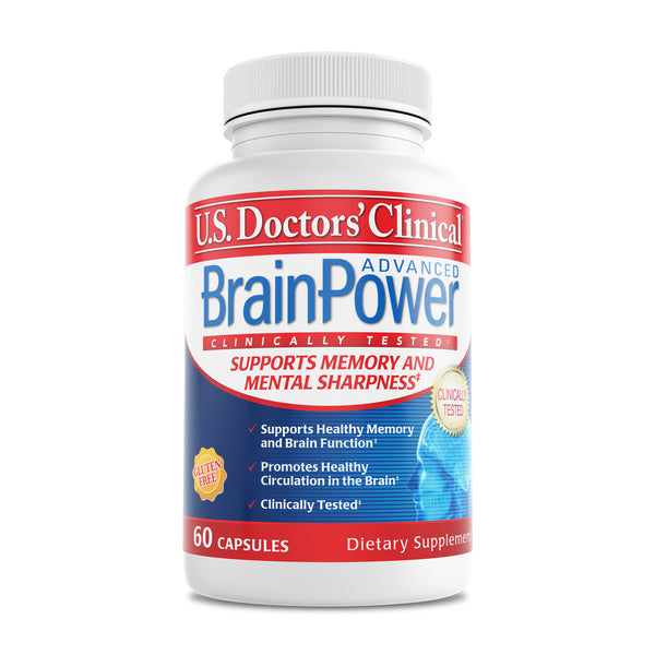 BrainPower Advanced bottle