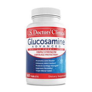 Glucosamine Advanced bottle