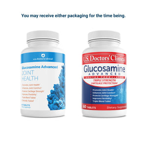 Glucosamine Advanced variation