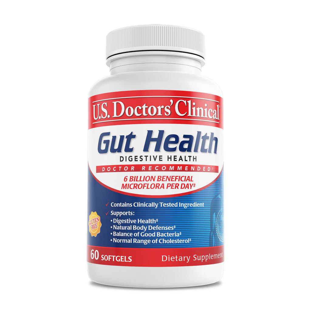 Gut Health bottle