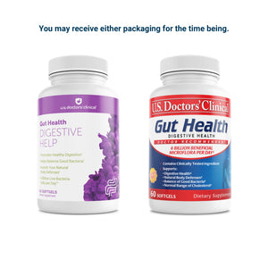 Gut Health variation