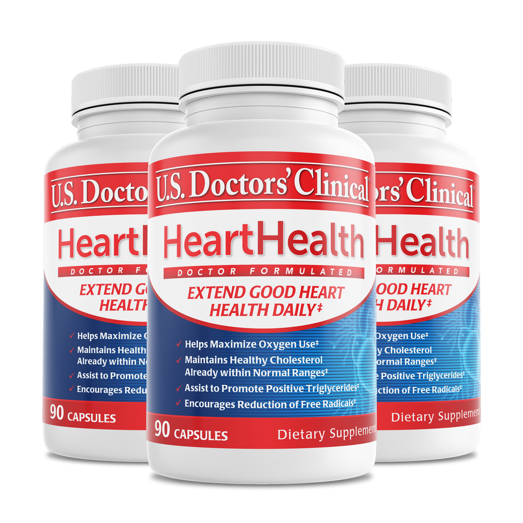 HeartHealth - Vitamineral Herbal Complex - 3 Pack