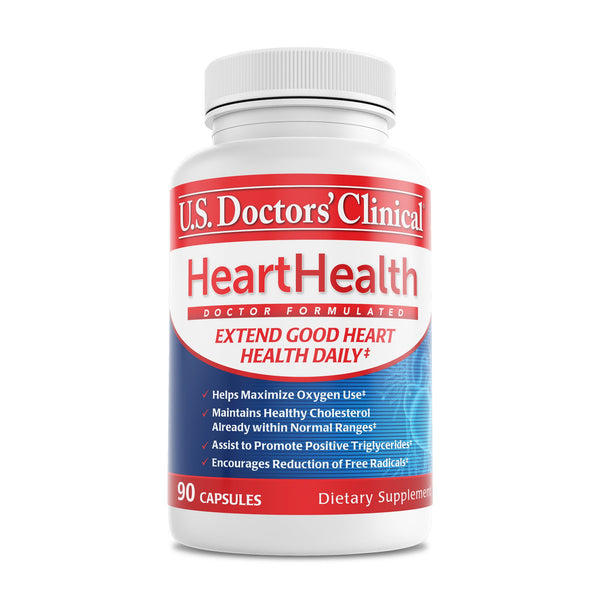 HeartHealth bottle