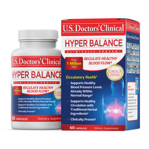 HyperBalance - Blood Pressure Support - 3 Pack