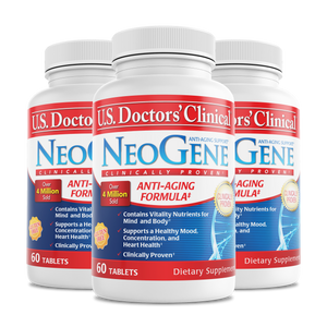 NeoGene bottle 3 pack