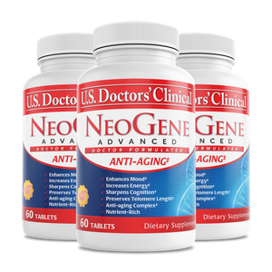 NeoGene Advanced bottle 3 pack