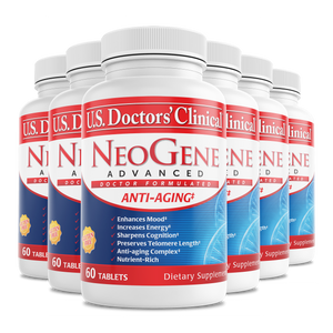 NeoGene Advanced bottle 6 pack