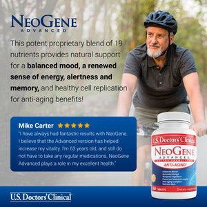 NeoGene Advanced - With Telomere Protection