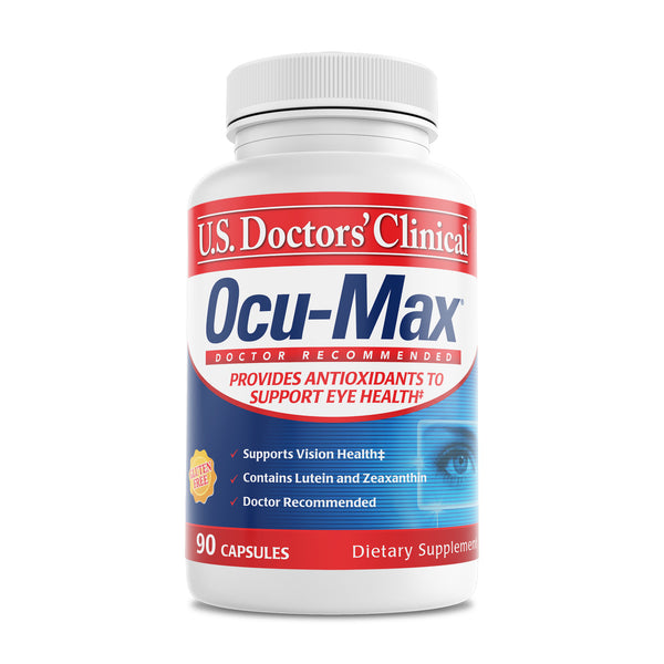 Ocu-Max bottle