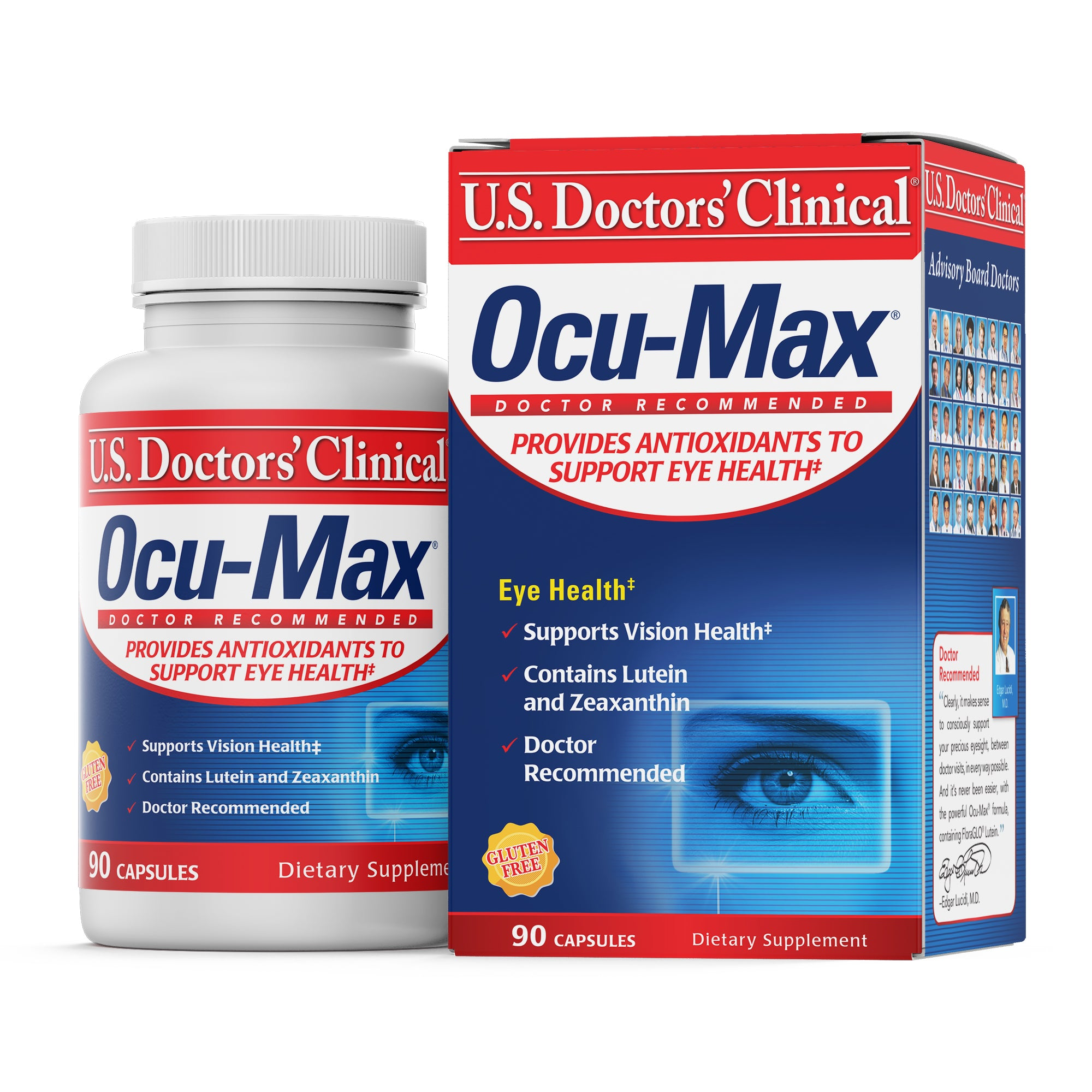 Ocu-Max - Eye Health Formula - 3 Pack