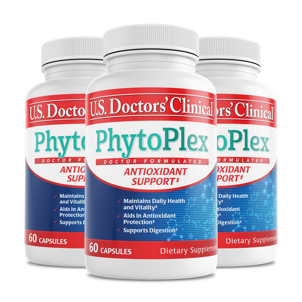 PhytoPlex - Plant-Based Antioxidant Blend - 3 Pack