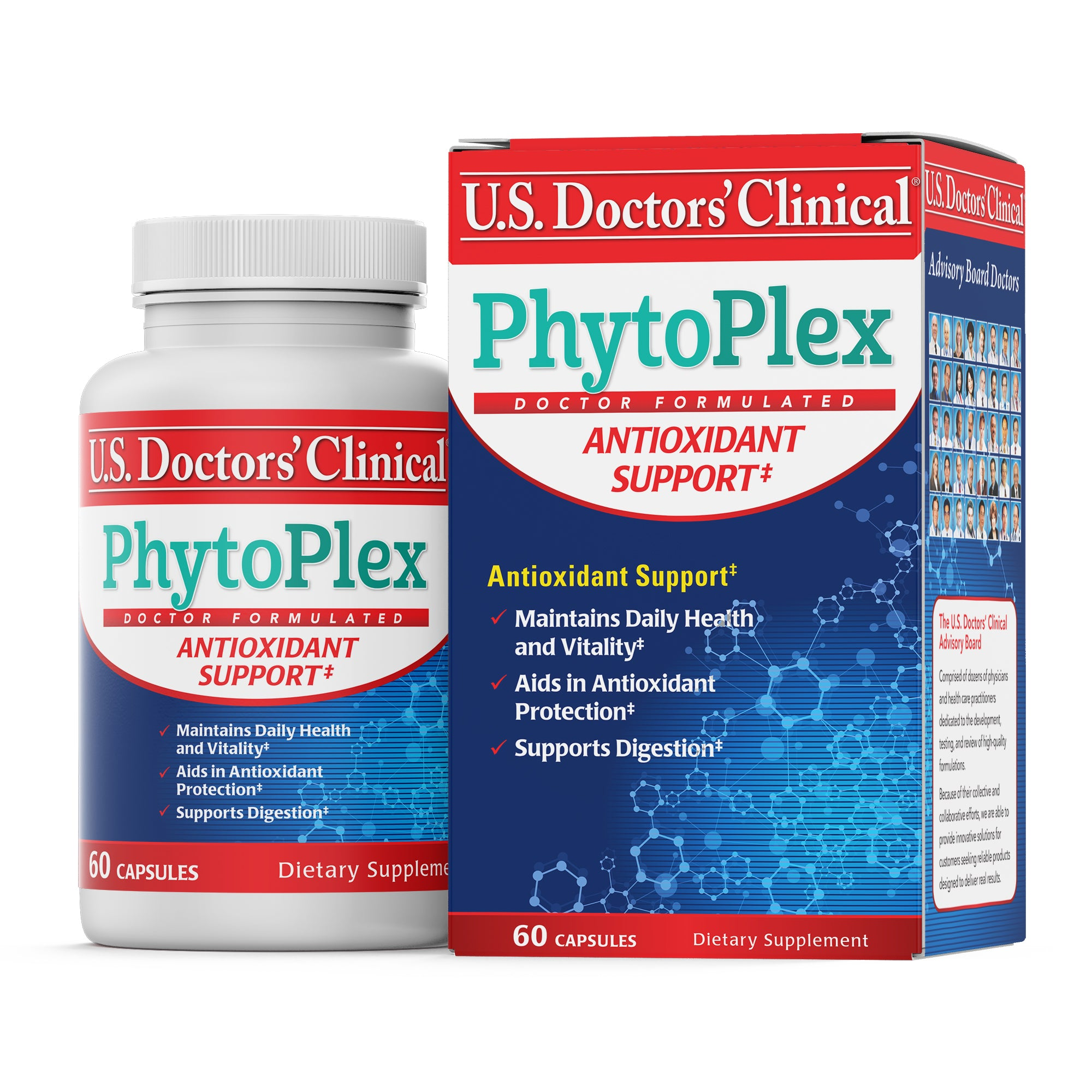PhytoPlex - Plant-Based Antioxidant Blend - 6 Pack