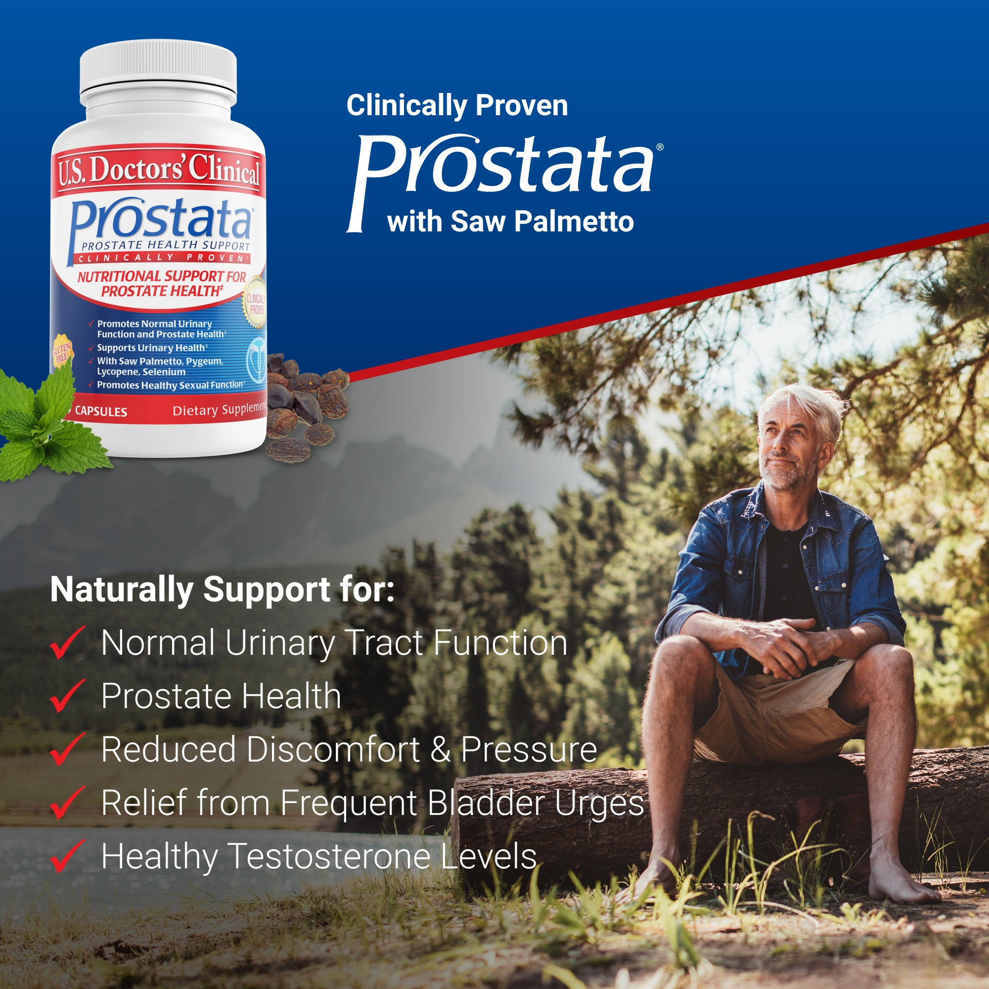 Prostata - Clinical Prostate Support