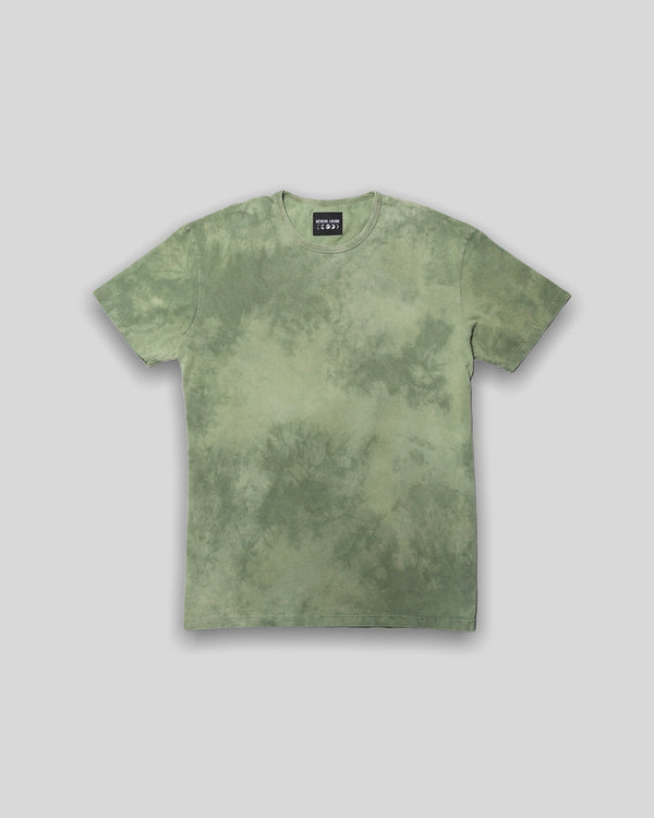 'SHEERS' COTTON T-SHIRT