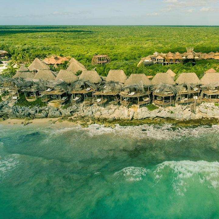 Go Glam Green: Eco-friendly Resorts
