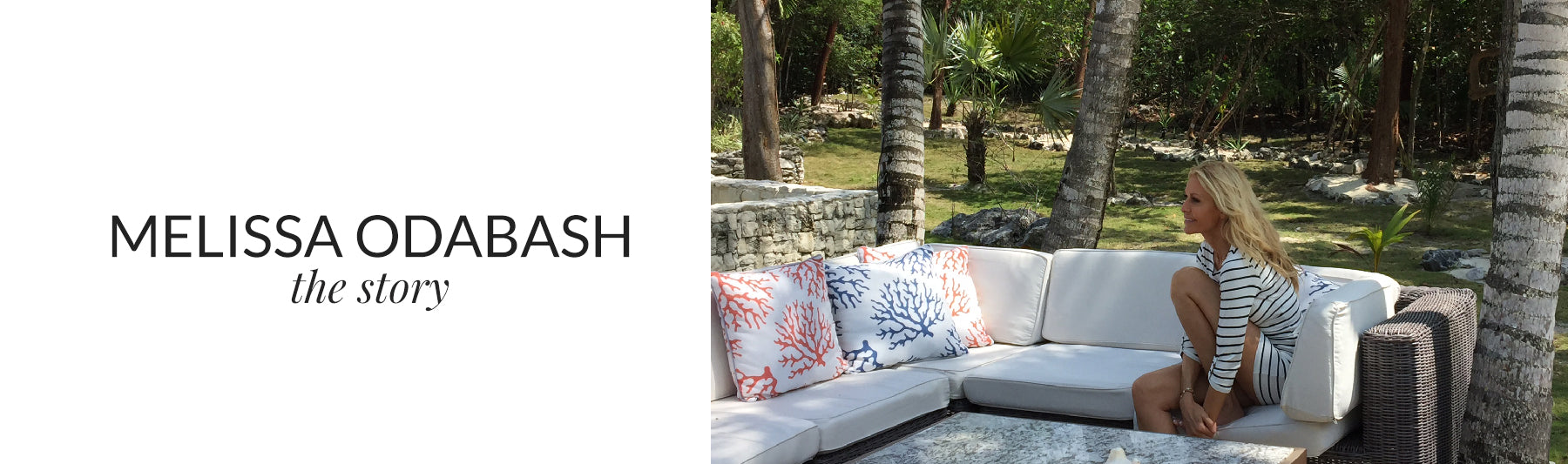 f5e193c034 As a former swimwear model who lived and worked in Italy for many years,  Melissa Odabash has an innate sense of what women want from their swimwear  ...