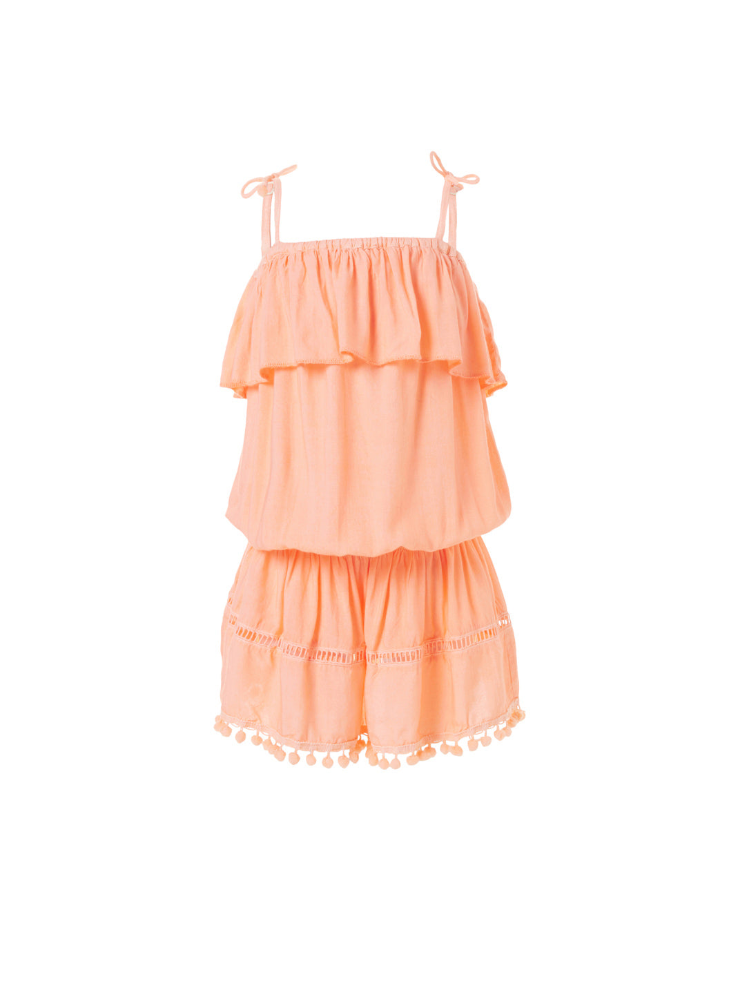 Baby Joy Mango Beach Dress  - Melissa Odabash Kids Beach Dresses