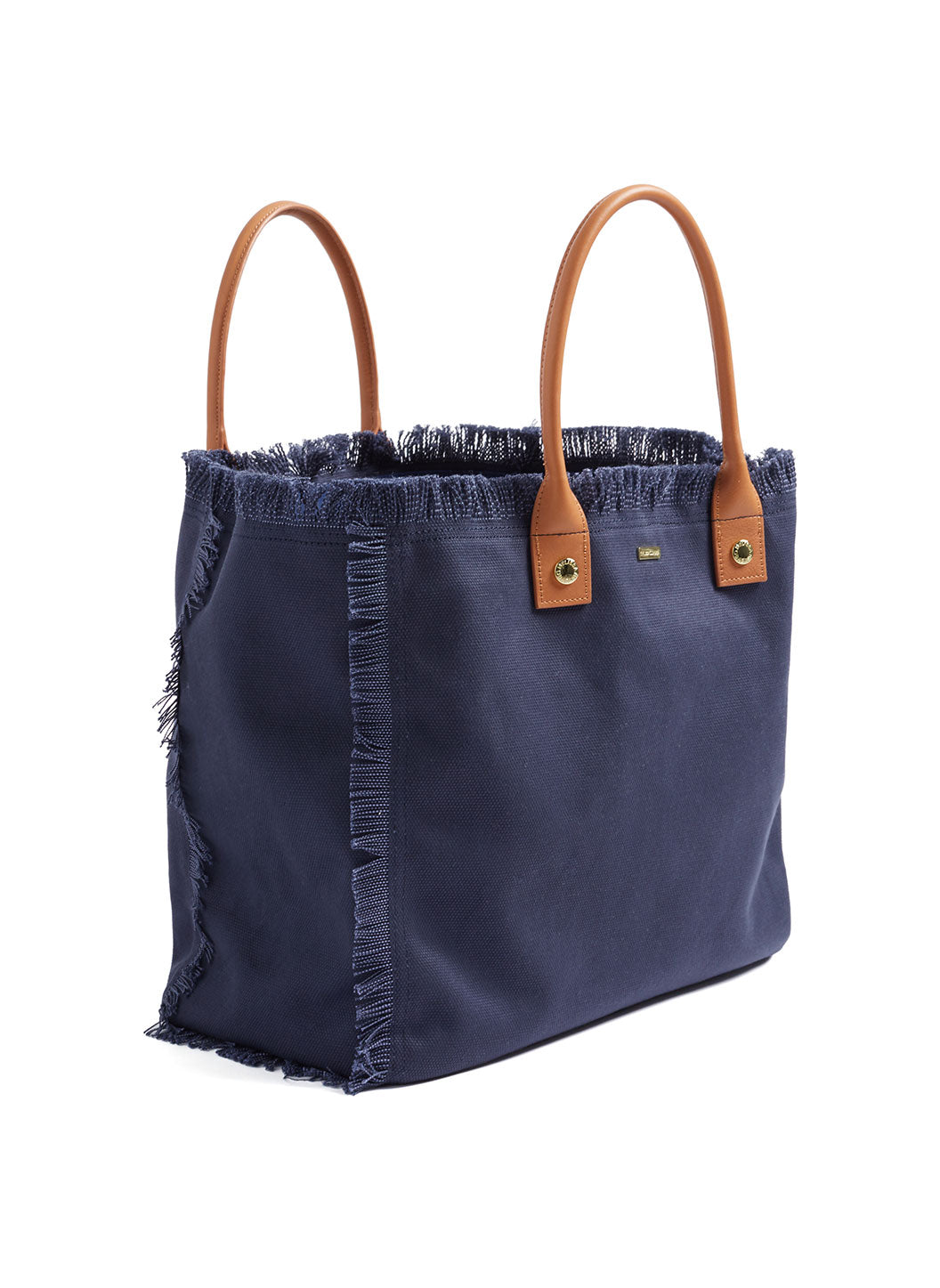 Melissa Odabash Capferrat Large Beach Tote Navy - Melissa Odabash Accessories