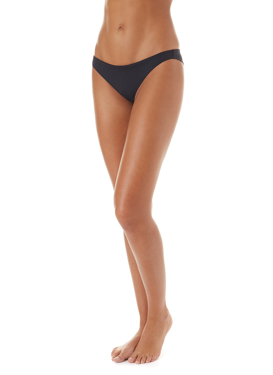 Exclusive Sisi Black Small Bikini Bottoms