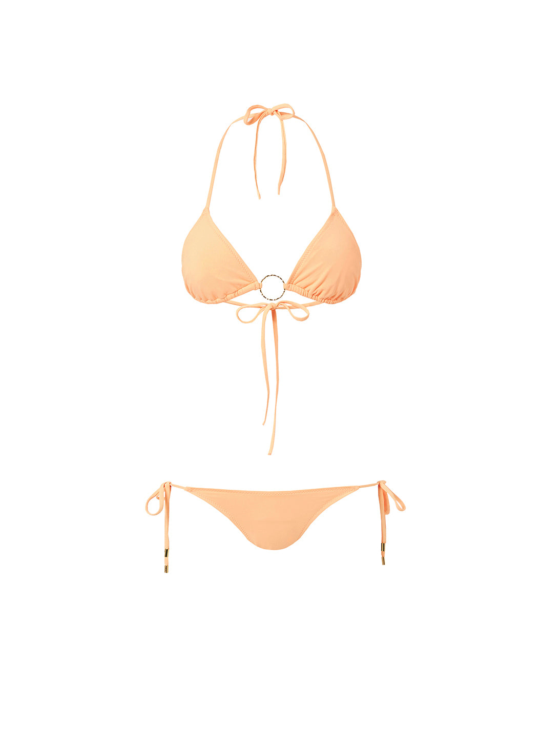 Miami Mango Triangle Ring Bikini