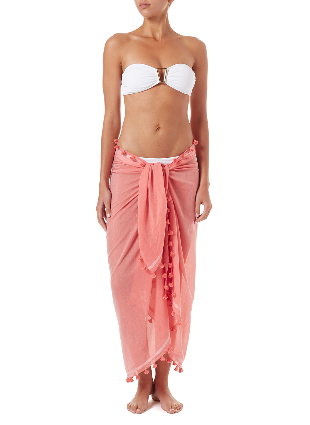 Pareo Berry Multi-Way Cover Up