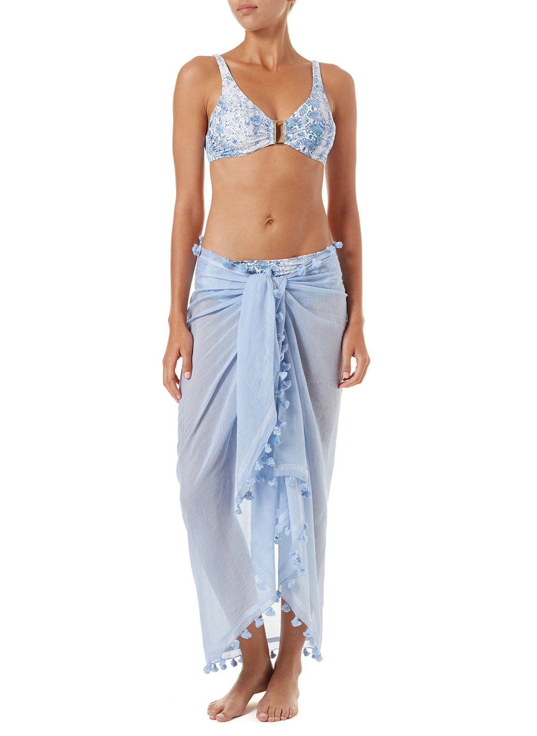 Pareo Maya Multi-Way Cover Up - Melissa Odabash Accessories