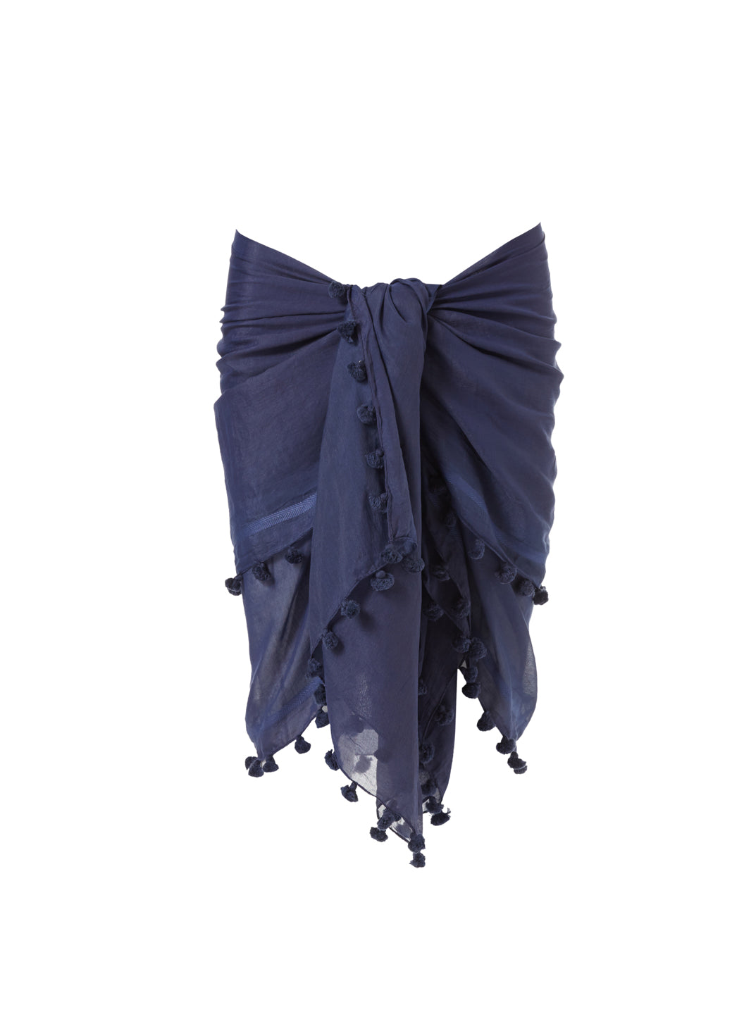 Pareo Navy Multi-Way Cover Up