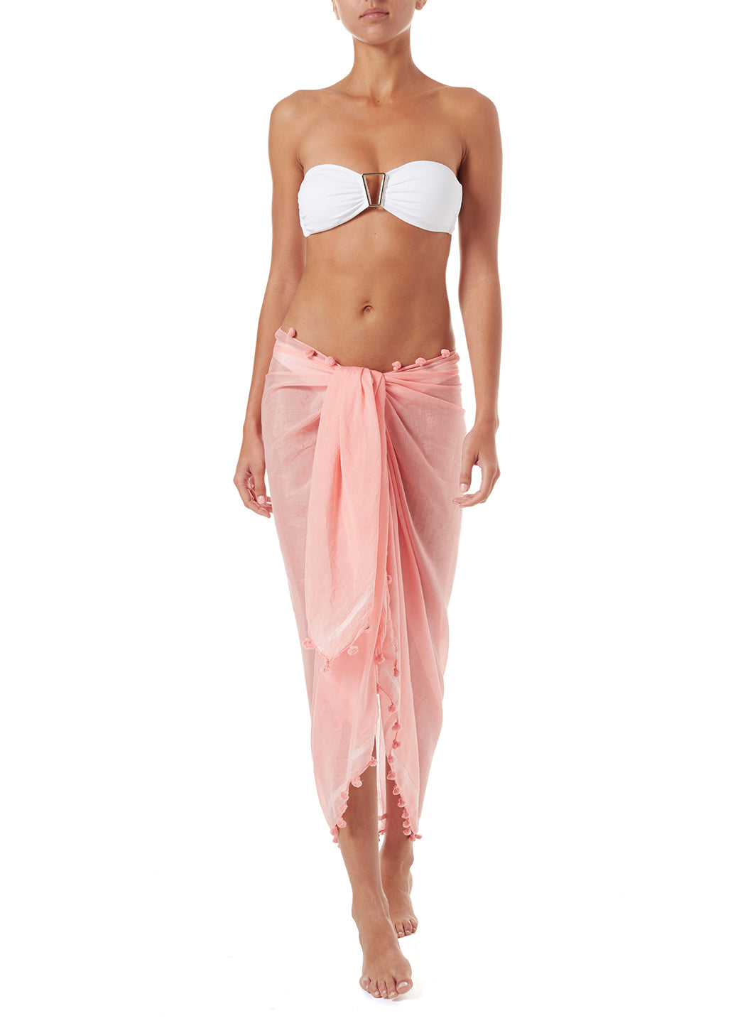 Pareo Rose Multi-Way Cover Up