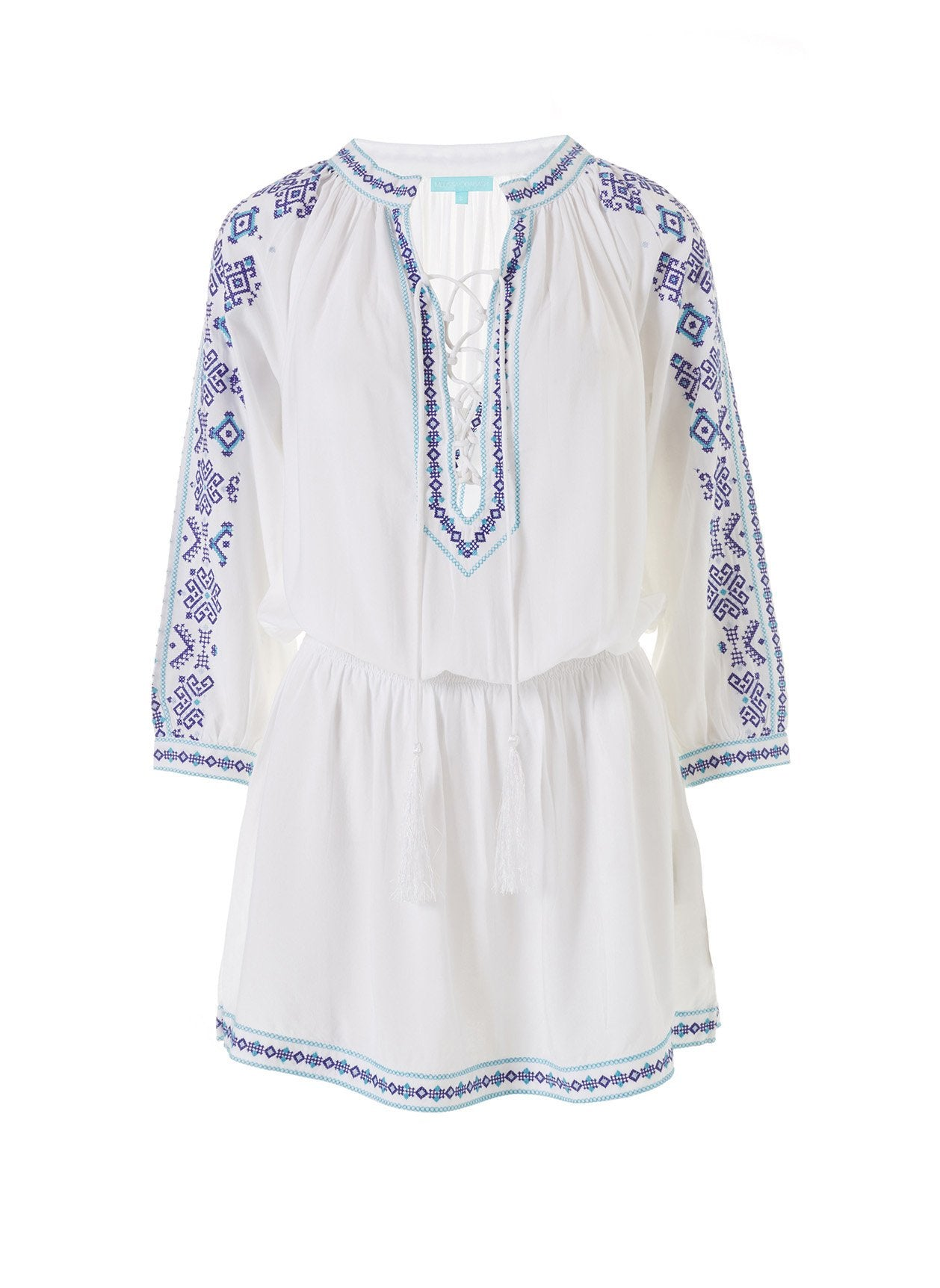 Ellie White/Celeste Short Kaftan