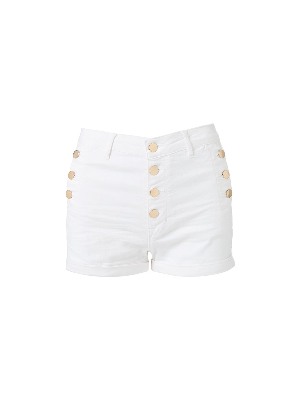 Yanni White Shorts