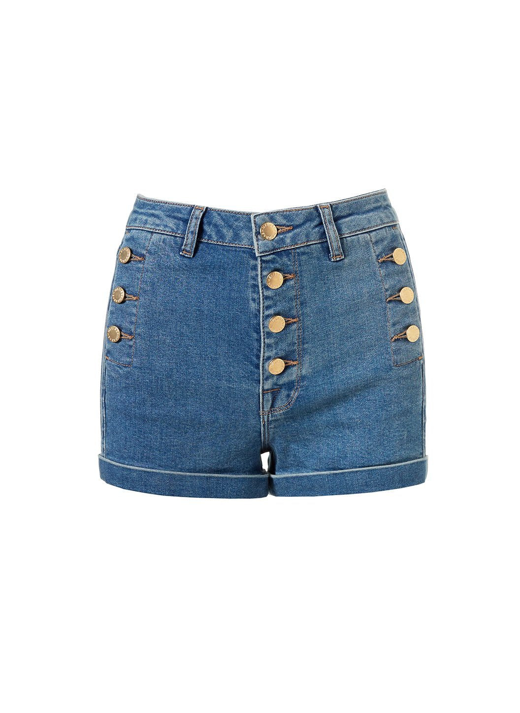 Yanni Denim Shorts