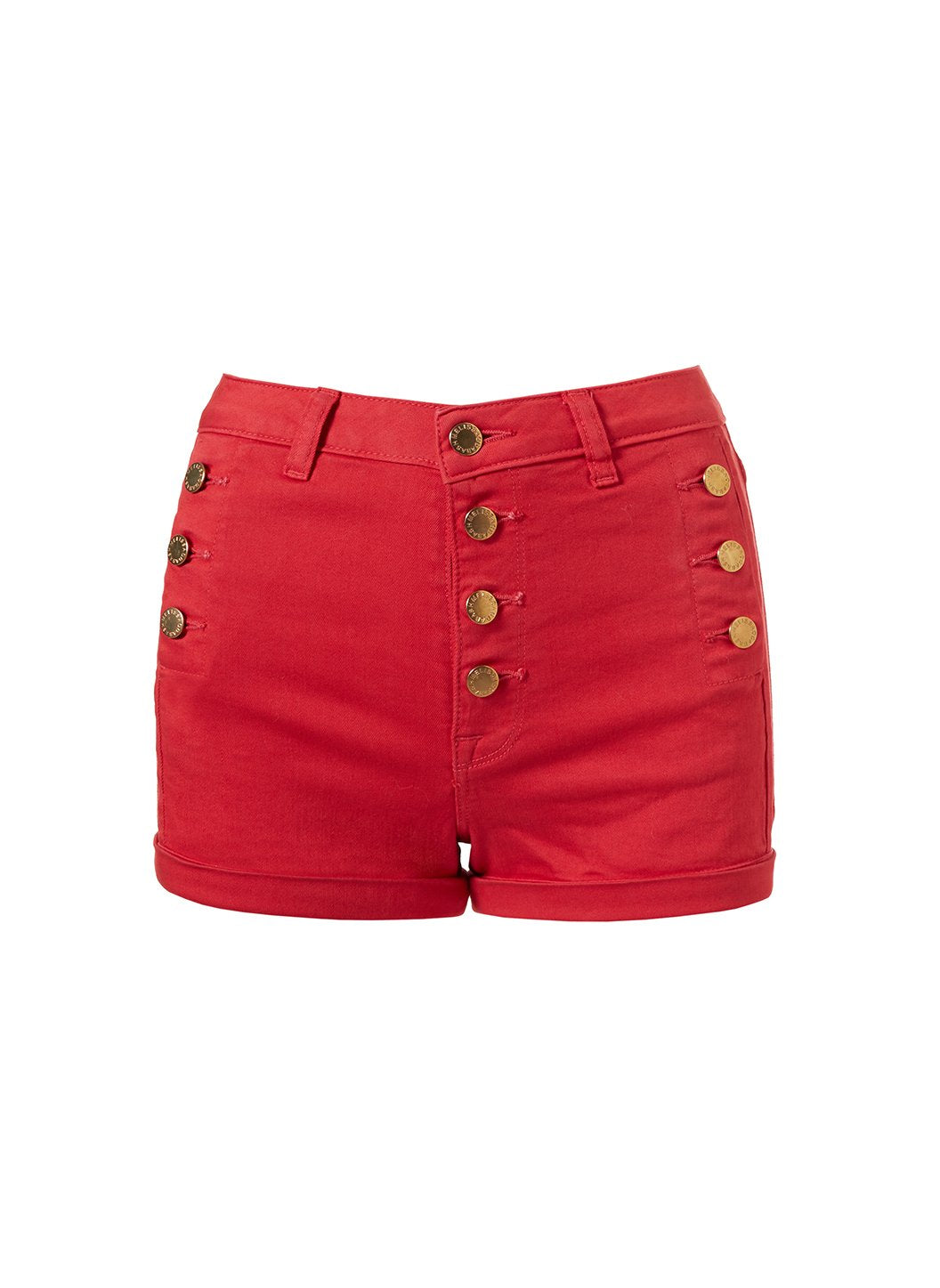 Yanni Red Shorts