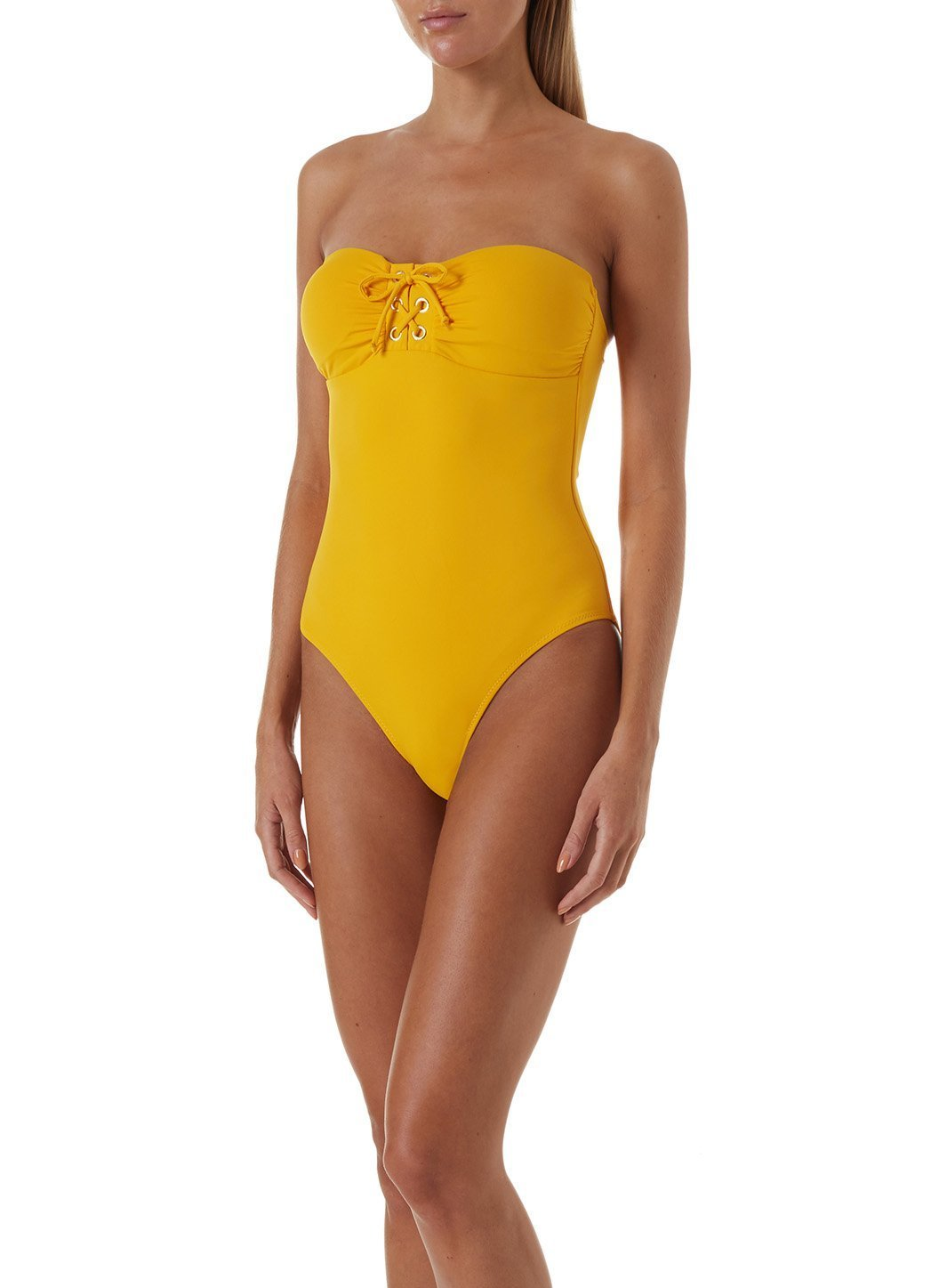 beijing apricot swimsuit